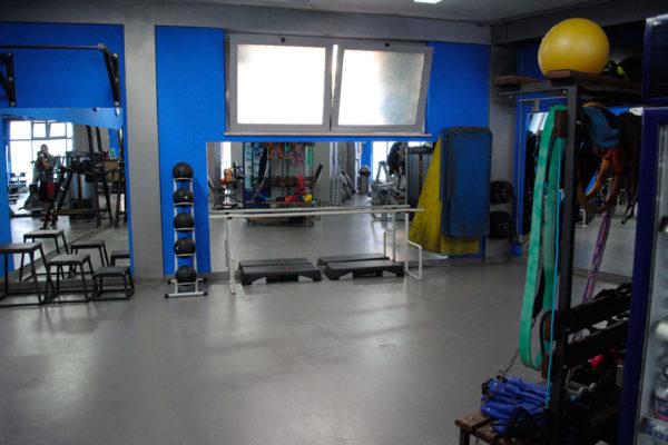 Palestra Silver Gym Pescara11
