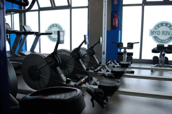 Palestra Silver Gym Pescara12