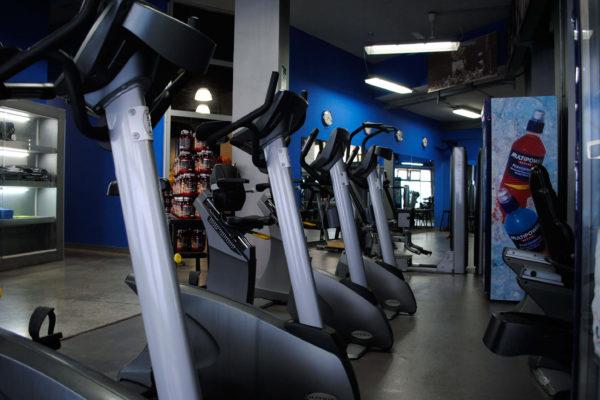 Palestra Silver Gym Pescara13