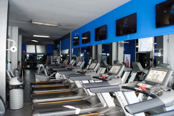 Palestra Silver Gym Pescara15