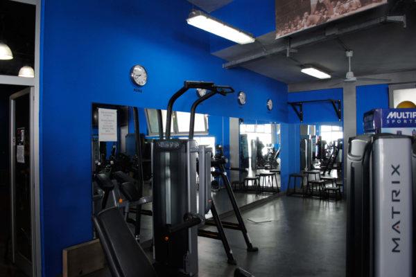 Palestra Silver Gym Pescara16