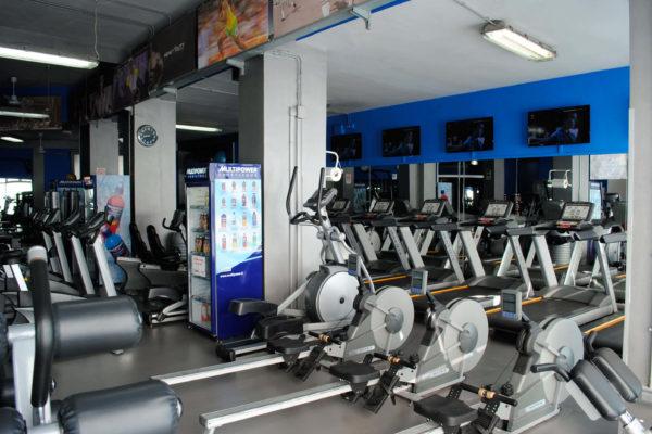 Palestra Silver Gym Pescara17