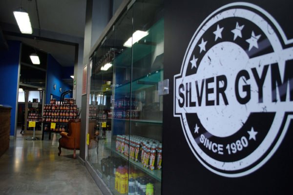 Palestra Silver Gym Pescara18