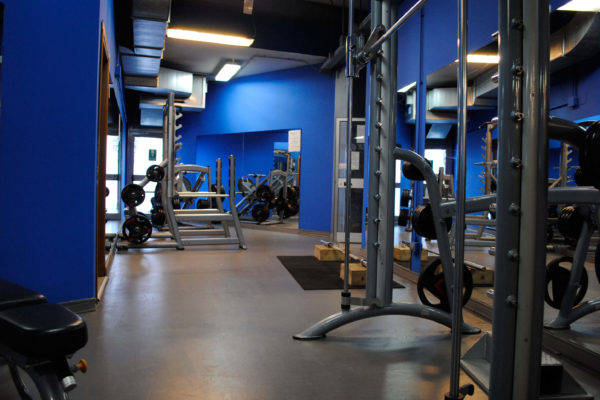 Palestra Silver Gym Pescara2