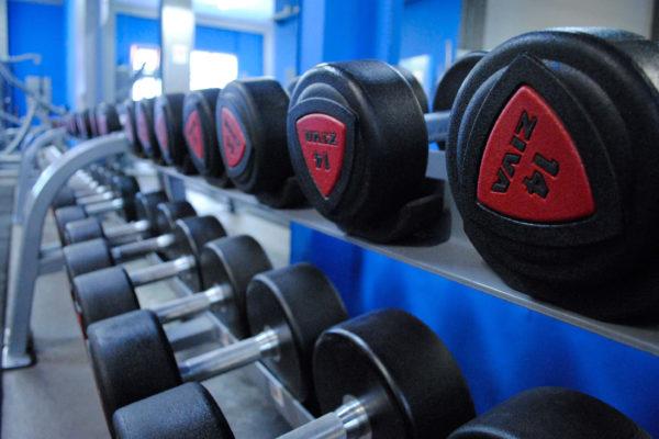 Palestra Silver Gym Pescara5